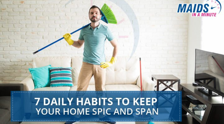 7-Daily-Habits-to-Keep-Your-Home-Spic-and-Span