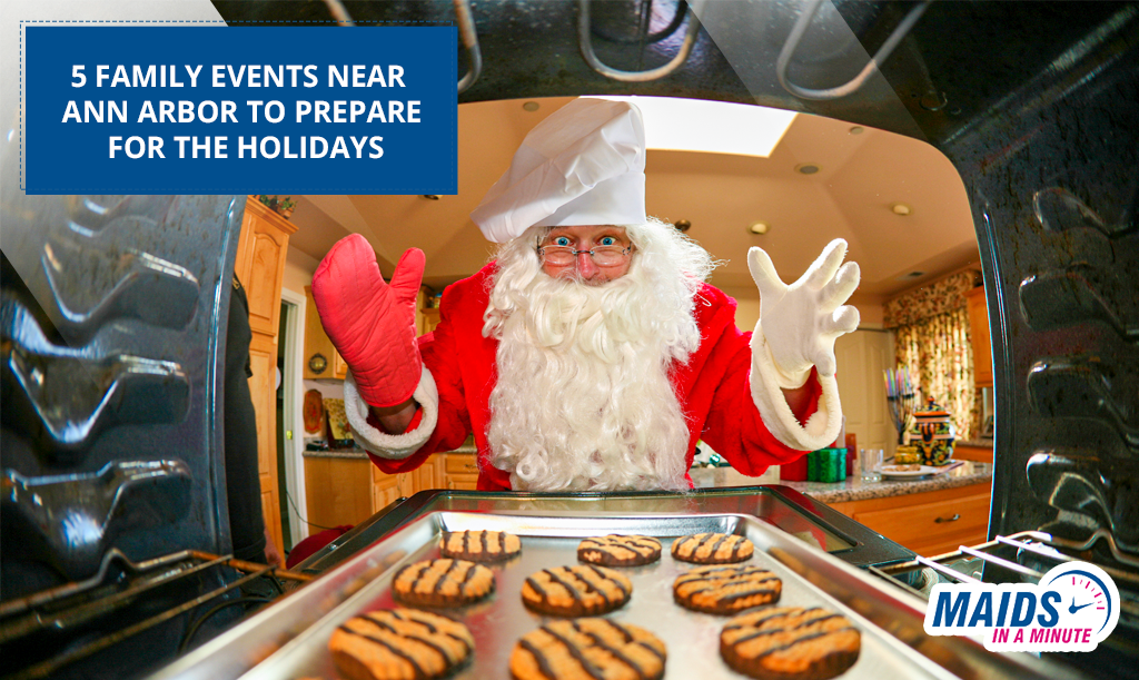 5 family events near Ann Arbor to prepare for the holidays - Maids in a Minute