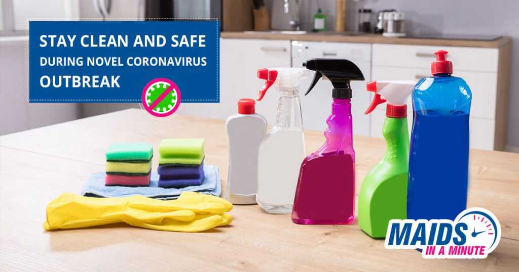 Stay Clean and Safe During Covid19 Outbreak