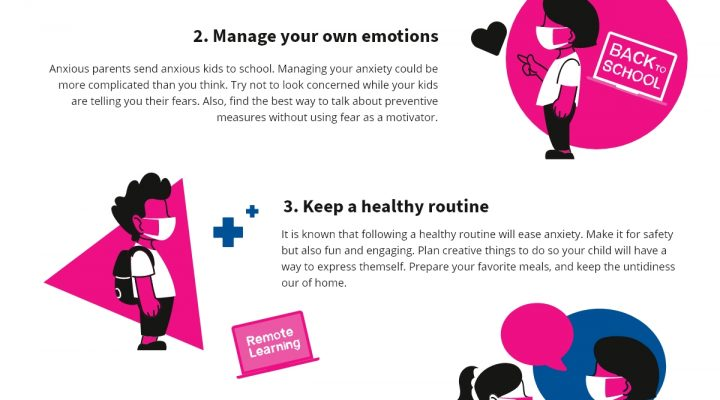 6 Mental Health Tips For Your Child During Back-to-school Season