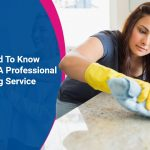 Professional Home Cleaning Service